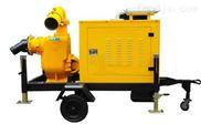 进口移动式自吸污水泵 德国巴赫进口移动式柴油机组自吸污水泵