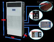 YC-09M-川田加湿机 湿膜空气加湿器 湿膜净化车间加湿器 实验室净化加湿机 工业加湿机