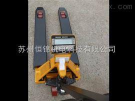 叉车秤昆山/南京/无锡手动液压叉车秤,2t/3吨液压搬运秤
