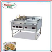GH-1076-噴流式煮面機帶湯盆(燃氣)/麻辣湯機/關東煮/煮面爐