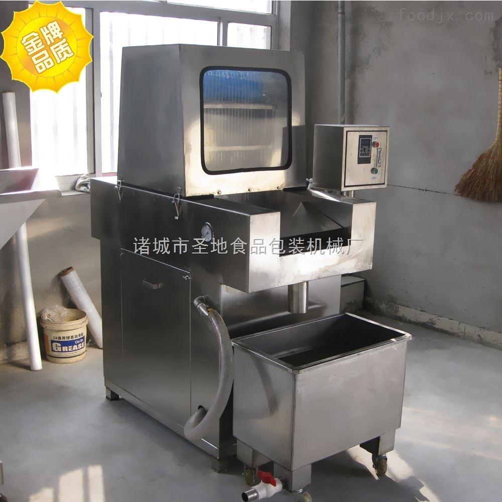 自动型盐水注射机