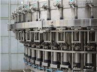 小型汽水灌装生产线