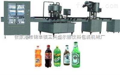 汽水灌装生产线
