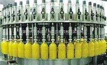 小型全自动瓶装果蔬汁饮料灌装机