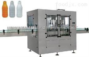小瓶装果汁灌装生产线