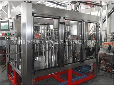 RCGF全自动茶饮料灌装生产线
