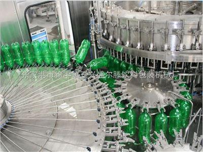 DGCF系列全自动碳酸饮料灌装生产线