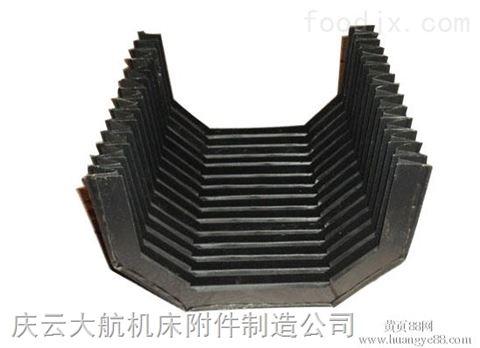 耐高温风琴式防护罩厂家