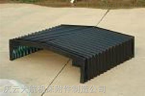 方形风琴式防护罩厂家以质取胜