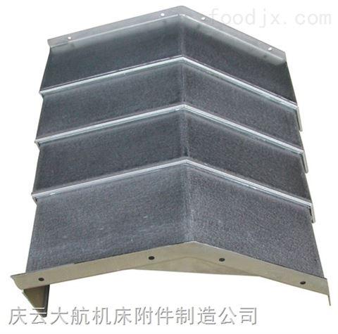 立式铣床钢板防护罩价格
