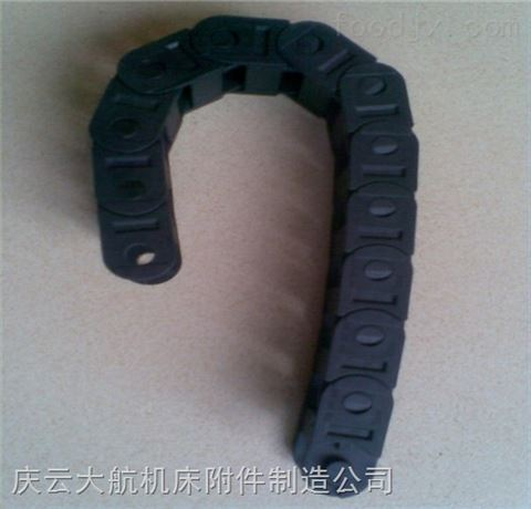 桥式耐用性工程塑料拖链