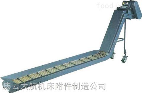 数控机床刮板式排屑机*