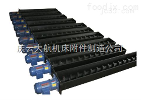 非金属螺旋式排屑机价格