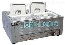 电热汤池 商用保温汤池 电热保温汤池四盆 暖汤池 4格汤池机