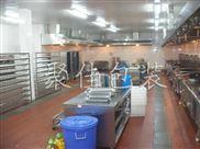 冷鏈快餐中央廚房設計