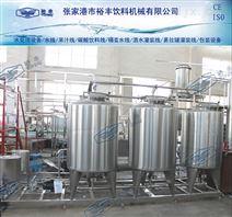 果汁生产灌装线