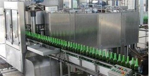玻璃瓶 白酒/啤酒灌装设备 24头