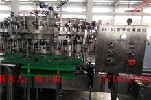 DGCF系列玻璃瓶含气啤酒灌装机