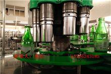 DGCF系列供应玻璃瓶含气饮料生产线