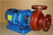上海勋涛泵业品质保证 厂家直销耐酸 FS型玻璃钢离心管道泵