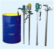 不锈钢手提式电动油桶泵