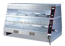 1.5米食品保温保湿柜双层不锈钢熟食保温柜