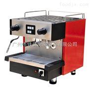 半自动单头咖啡机