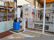 30L液体称重灌装机-30升自动定量灌装机_化学物料防爆灌装设备