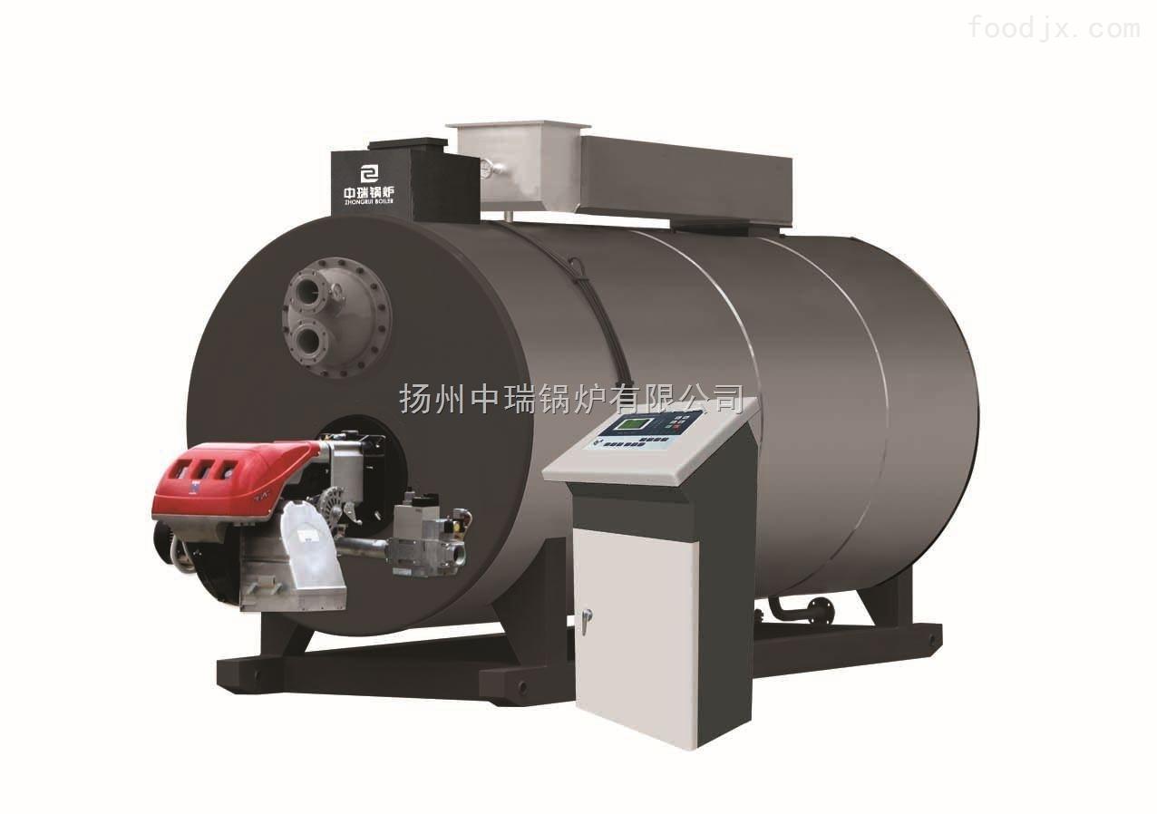 卧式燃油燃气无压间接加热热水锅炉