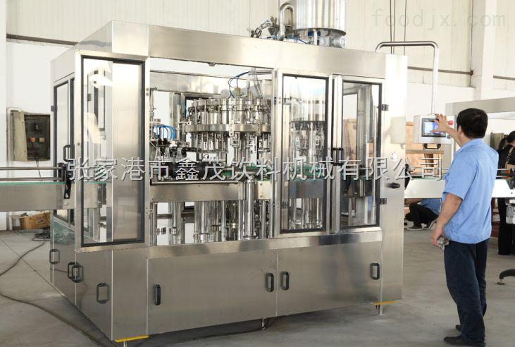 鸡尾酒生产灌装生产线生产设备