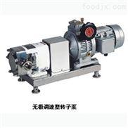 无级调速型转子泵