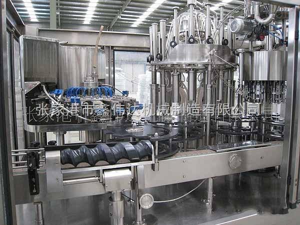 RCGF系列-热饮料灌装三合一机