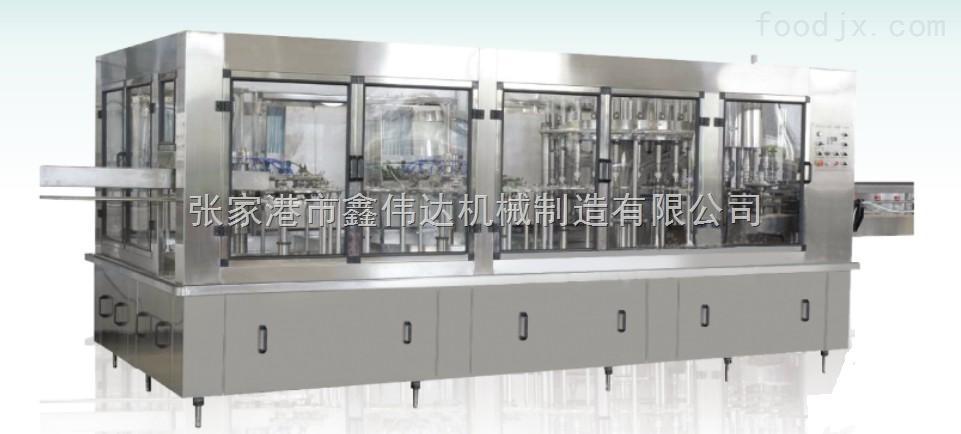XWD系列-颗粒饮料灌装机