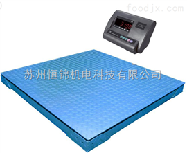 SCS上海电子地磅,苏州厂家供应1/10吨电子平台秤