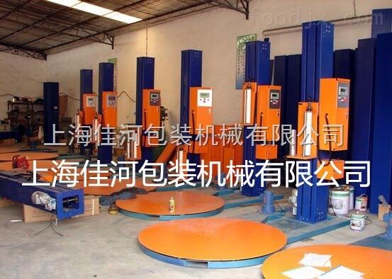 CR-2000经济型缠绕包装机