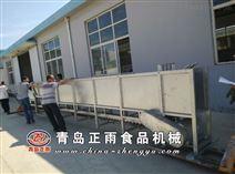 青島正雨生豬屠宰設備-麻電活寡輸送機