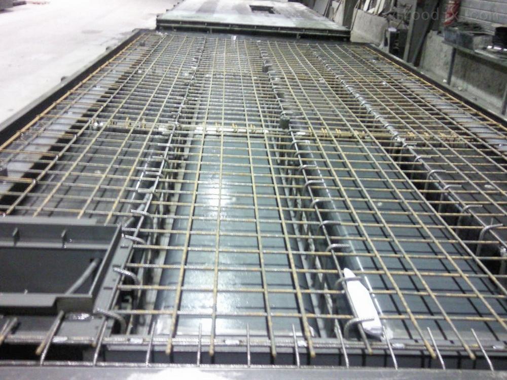 混凝土结构汽车衡是将钢结构