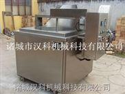 YZ-1000-蠶豆專用全自動攪拌油炸機