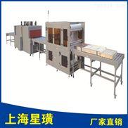 上海星璜木门套膜热收缩包装机