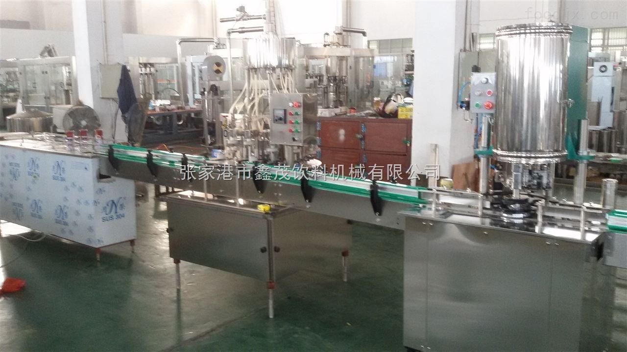 旺旺牛奶乳品饮料灌装生产线
