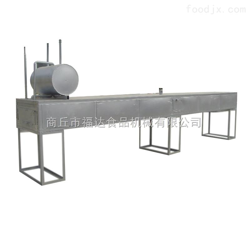 供应月饼烘焙生产线 隧道式烤箱