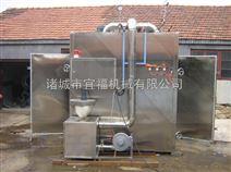 YX系列全自动不锈钢烟熏炉/熏蒸炉