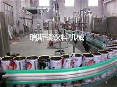 GF易拉罐饮料生产线