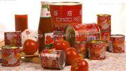 28-30%双倍浓度番茄酱,小罐子装番茄酱设备,出口国外