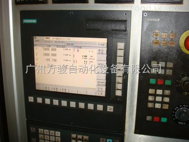 西门子802D操作面板维修广州西门子数控系统802D SL黑屏维修厂家