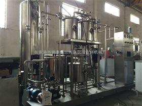 DCGF不锈钢碳酸饮料生产线