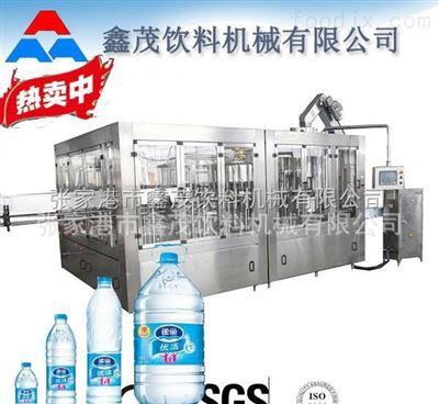 CGF矿泉水成套灌装生产线设备