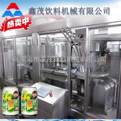 5000罐不含气饮料生产线