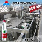 小瓶水灌装机纯净水灌装生产线全套瓶装矿泉水生产线 小型瓶装矿泉水机器