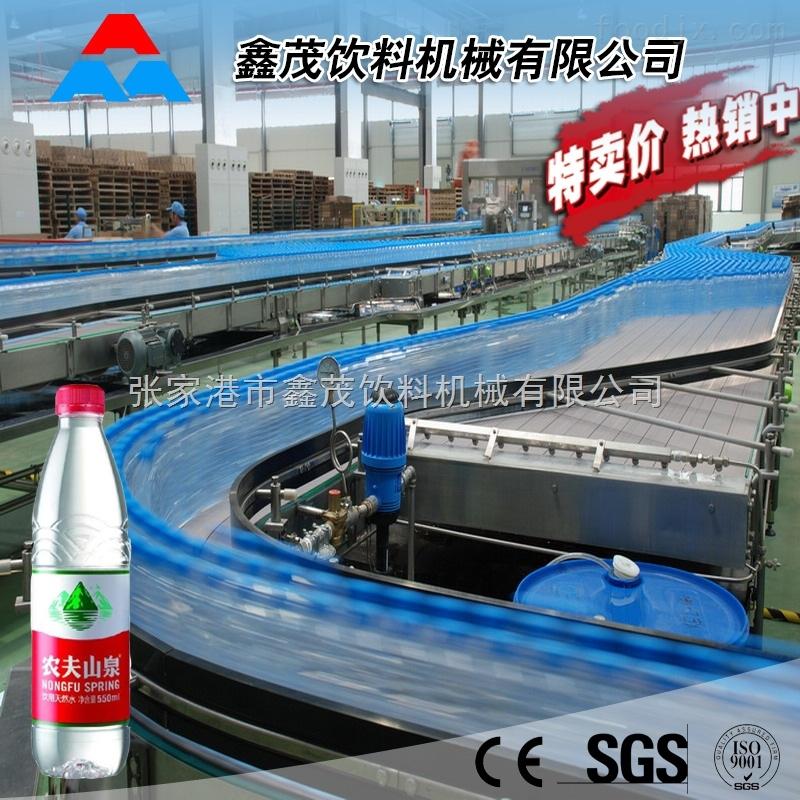 饮料灌装生产线 矿泉水灌装机 三合一灌装机 灌装设备饮料灌装生产线